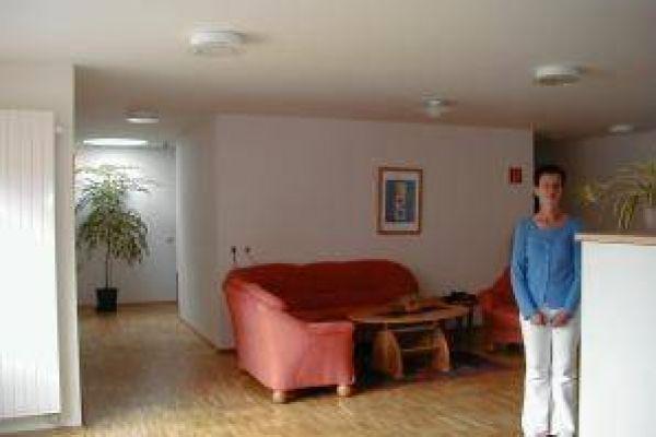 Foto des Gruppenraum 3 im Obergeschoss