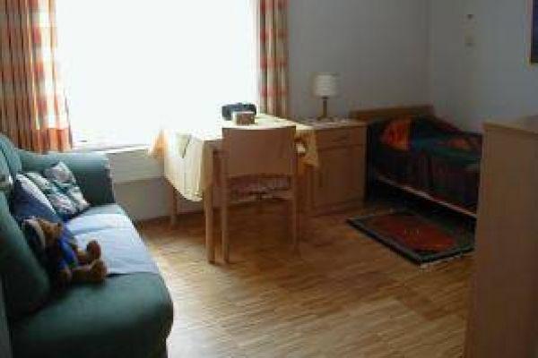 Foto eines Wohnraums
